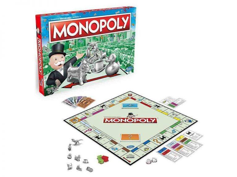 Monopoly slovenski klasik