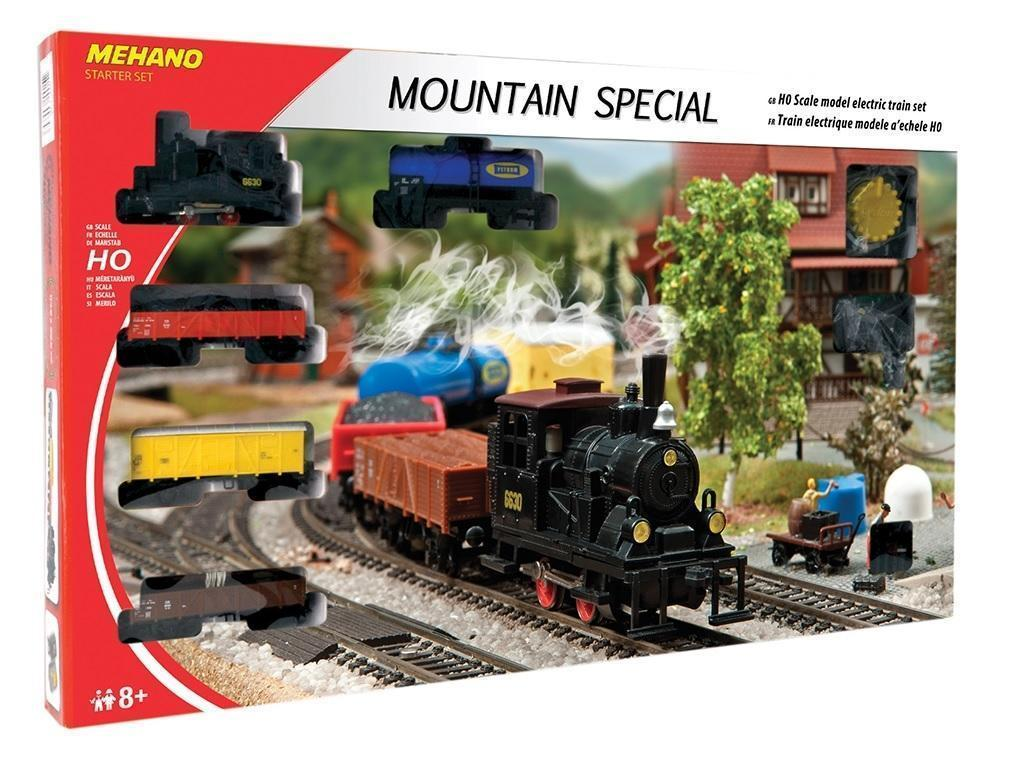 Vlak Mehano Mountain special T112