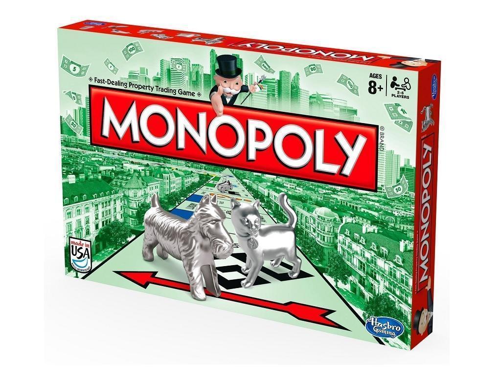 družabna igra monopoli