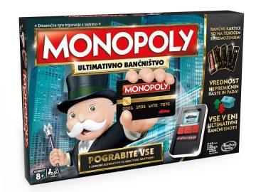 družabna igra monopoly