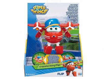 Super krila transforming Flip - super wings