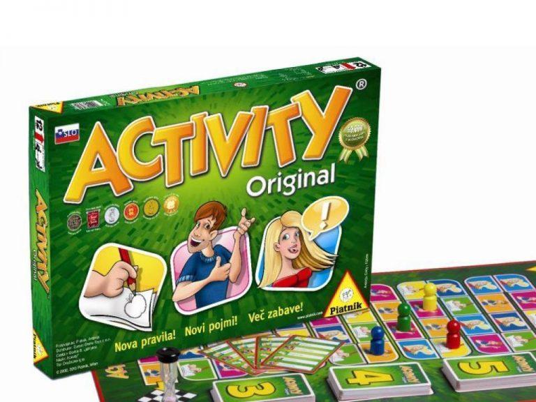 Activity igra