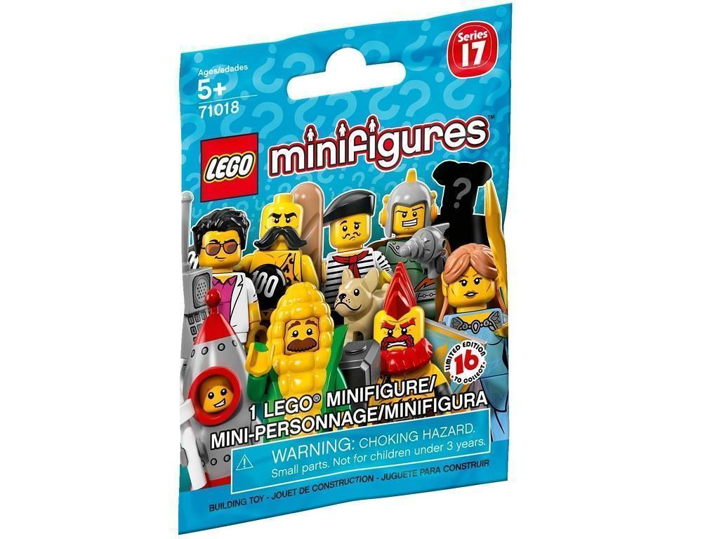 LEGO 71018 Mini figure serija 17