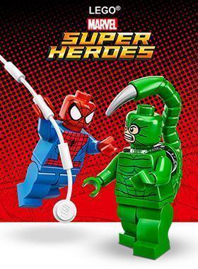 Lego kocke Super Heroes