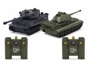 RC Tank TIGER Battle Set 2.4GHz