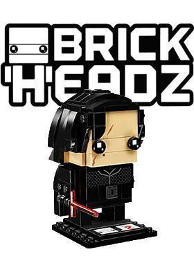 Lego kocke Brick heads