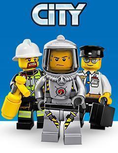 Lego kocke City
