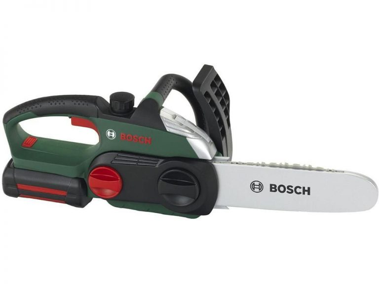 Otroška igrača motorna žaga Bosch