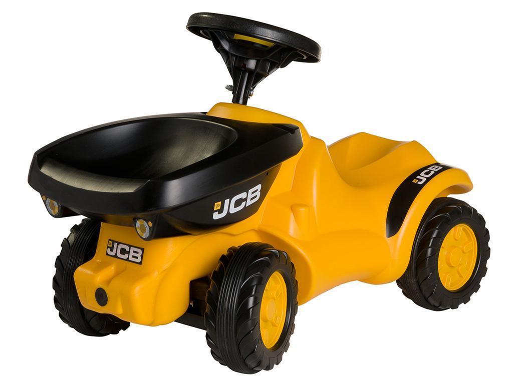 Poganjalec rolly toys rollyMinitrac Dumper JCB 135646