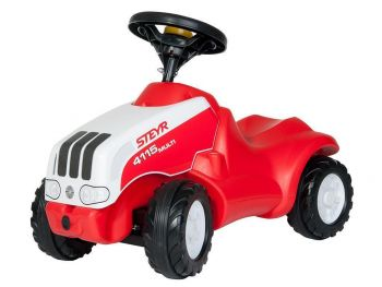 Poganjalec Rolly Toys Traktor 132010 Steyr Multi 4115