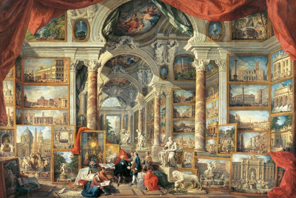 puzzle-ravensburger-sestavljanke-views-of-modern-rome-1