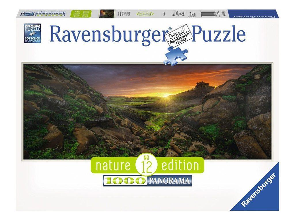 puzzle-sestavljanke-ravensburger-Sonce-v-gorah-Irske-1000-kosov