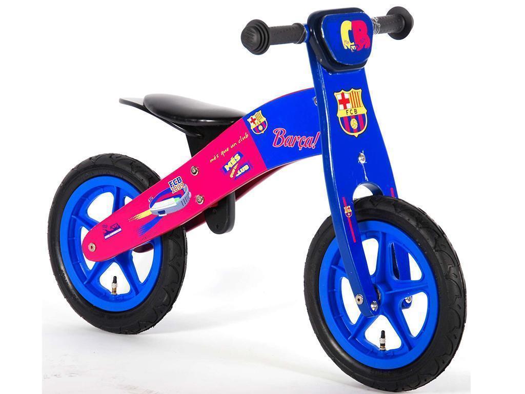 Leseno otroško kolo poganjalec FCB Barcelona