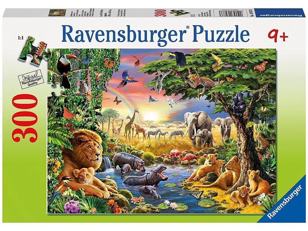 Sestavljanke Ravensburger Divje živali