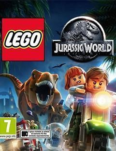 Lego kocke Jurassic World