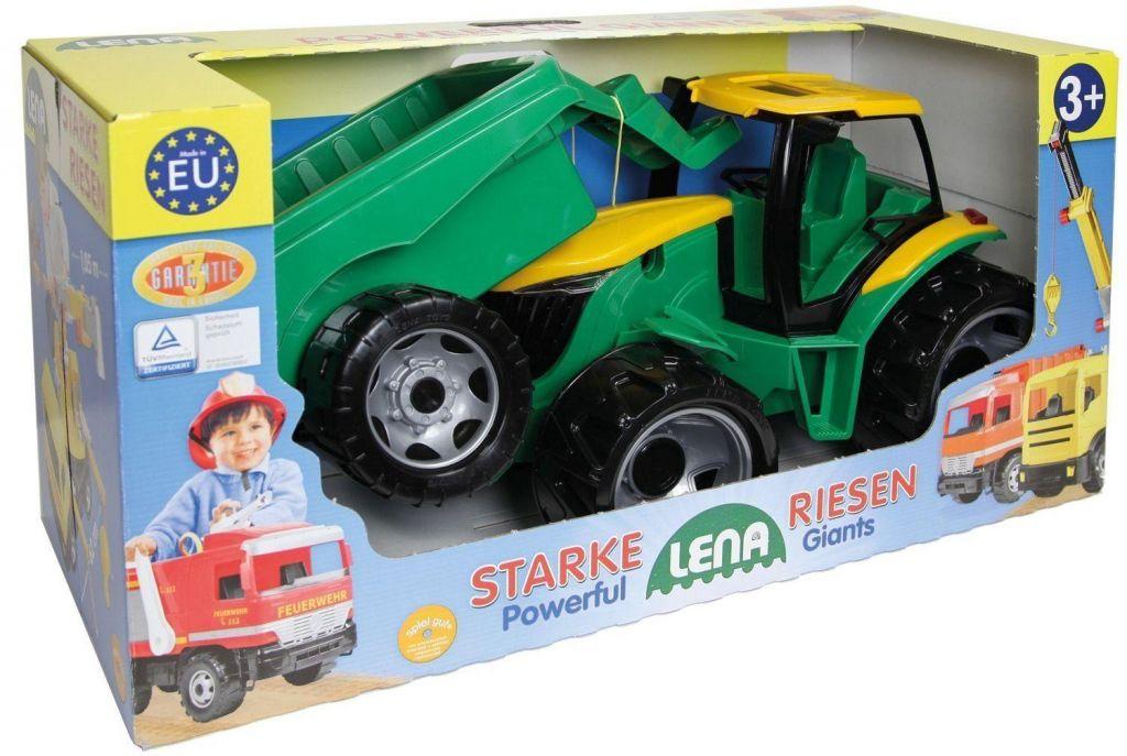 otroski-traktor-z-prikolico-lena-7