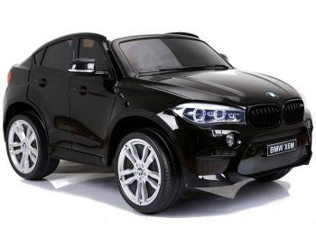 Otroški avto dvosed na akumulator BMW X6M 240W