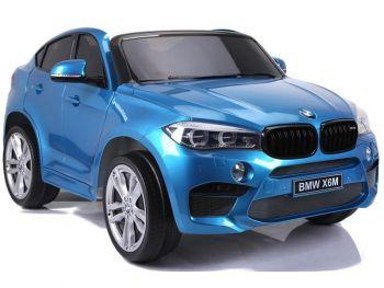 Otroški avto dvosed na akumulator BMW X6M 240 W