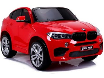 Otroški avto dvosed na akumulator BMW X6M
