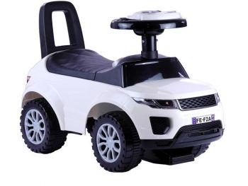 Otroški poganjelec avto Bel