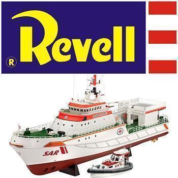 Makete Revell ladje