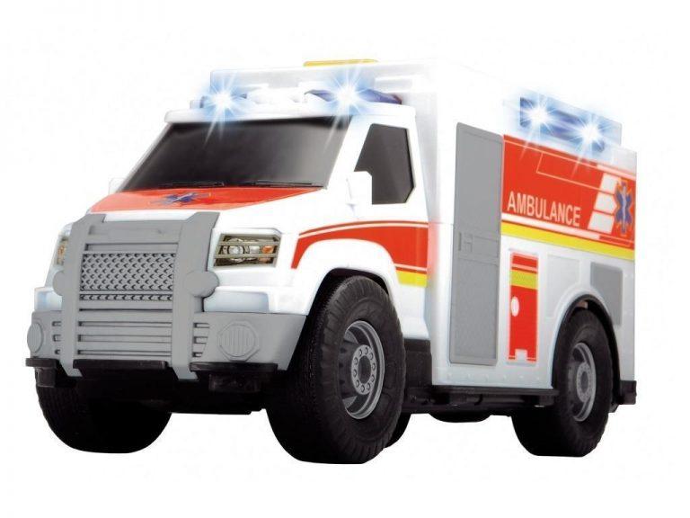Reševalni avto igrača