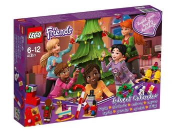 LEGO kocke 41353 Friends Adventni koledar
