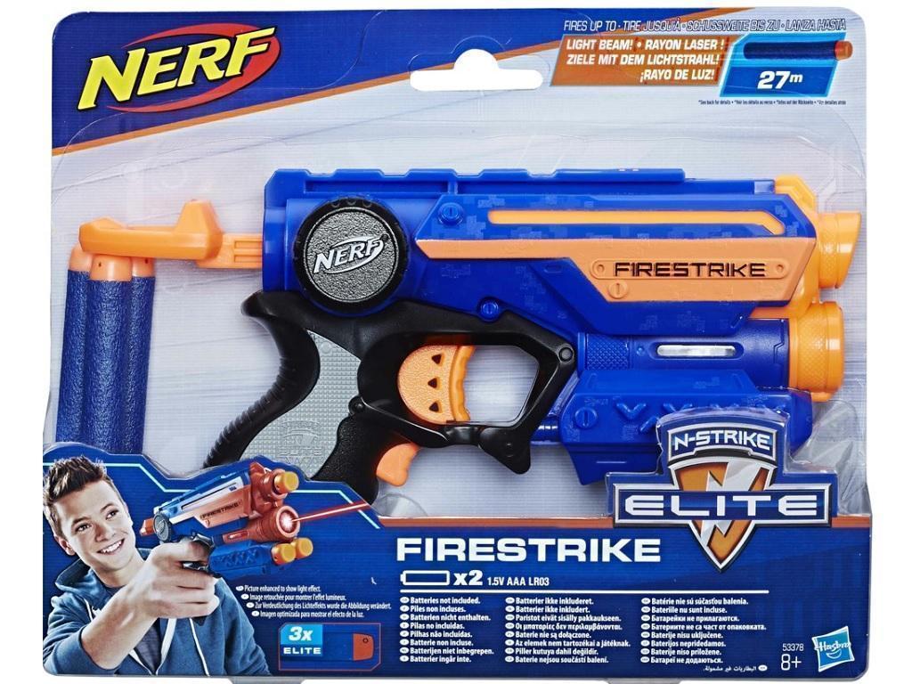 Nerf pištola Elite fire strike blaster