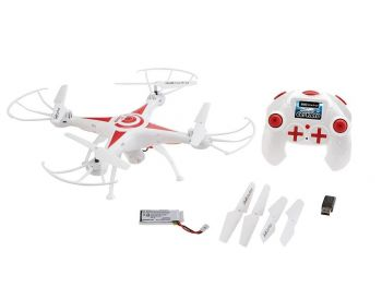 RC Revell QUADROCOPTER GO! Video
