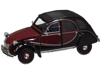 Kovinski model avta Welly Citroen 2cv 6 charleston