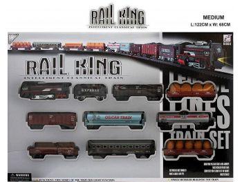 Otroški vlak Rail King