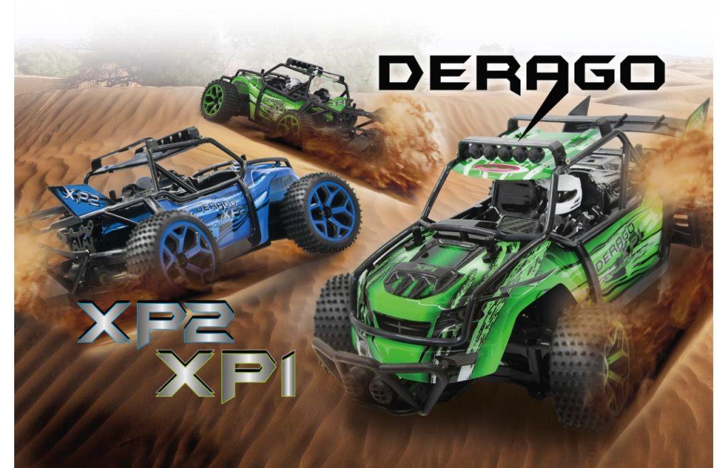 Derago-XP1-4WD-24G-gruen