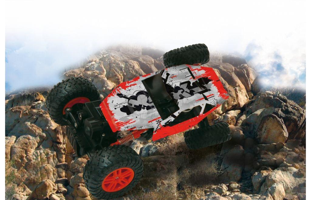 Hillriser-1-18-Crawler-4WD-24G-rot