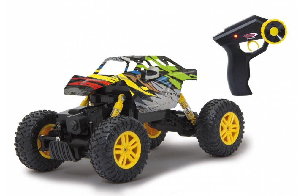 Hillriser-1-18-Crawler-4WD-24G-silber_b2