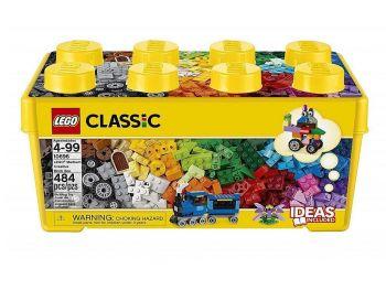 LEGO kocke Srednje velika ustvarjalna škatla s kockami 10696