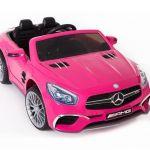 Otroški avto na akumulator Mercedes SL 65