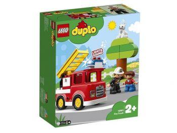 Lego kocke Duplo 10901 Gasilsko vozilo