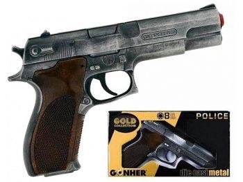 Otroška policijska pištola Gonher Gold