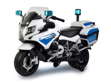 Policijski motor na akumulator BMW 12V