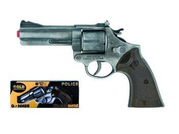 Otroški policijski revolver Gonher Gold
