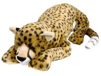 Gepard -plišasta igrača 76 cm