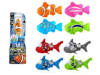 Robo fish igrača