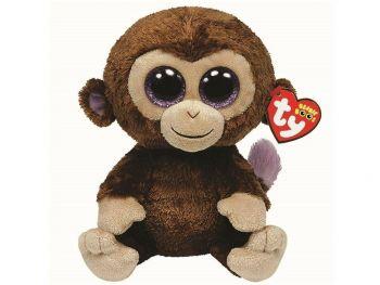 Pliš opica TY 15 cm velike oči