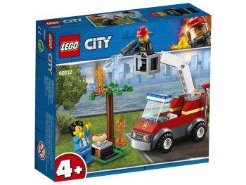 LEGO igrače City 60212 Goreči žar