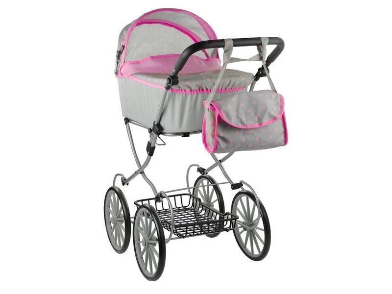 Otroški voziček igrača Alice Retro