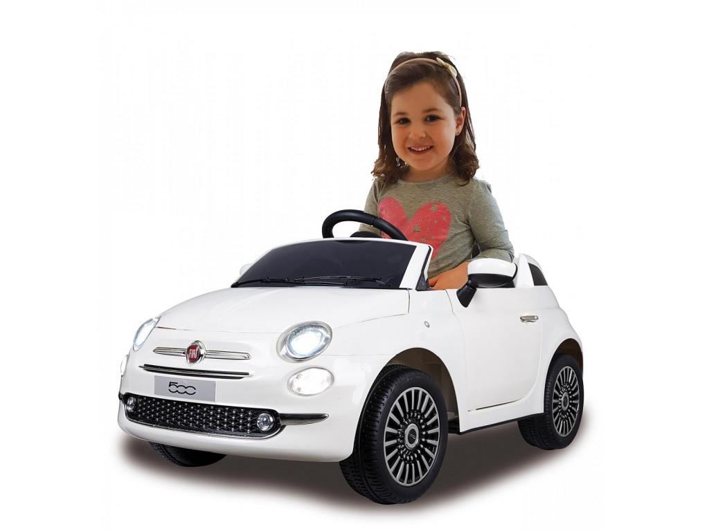 Otroški avto na akumulator FIAT 500 12V
