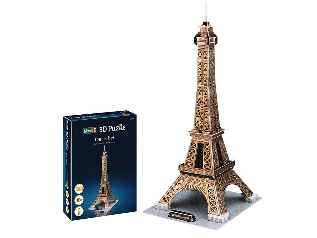 Puzzle-sestavljanka-3D-Revell-The-Eiffel-Tower-2