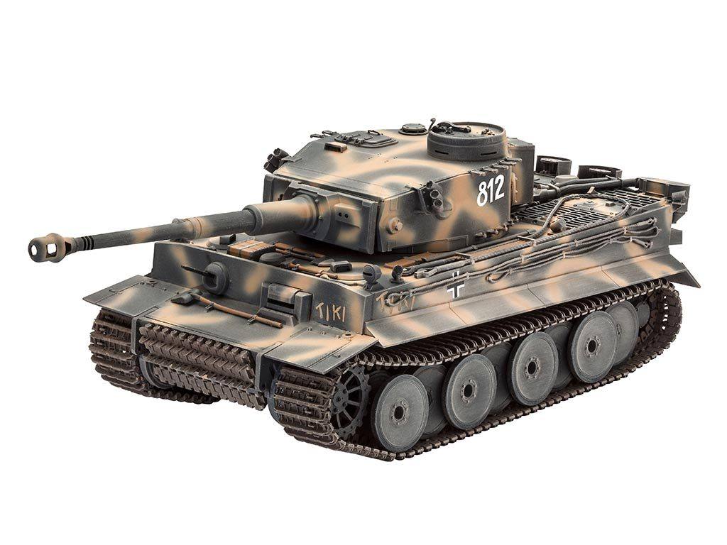 Revell-makete-tank-tiger-1