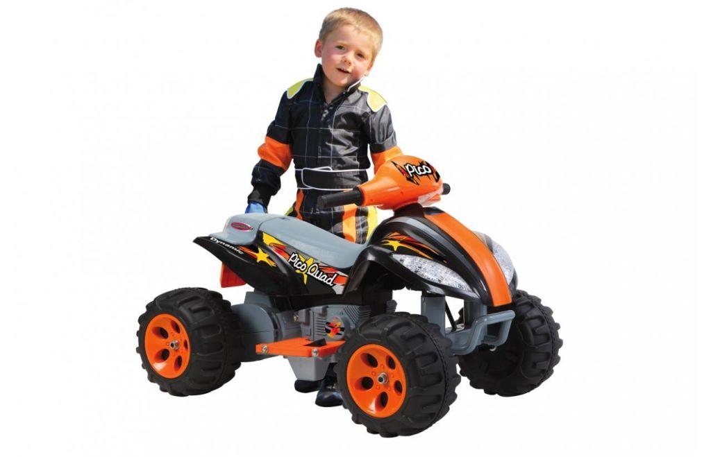 Ride-on-Quad-Pico-6V