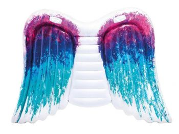 Intex napihljiva blazina v obliki angelskih kril 58786